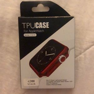 Accessories - Apple Watch 42mm bumper - Black